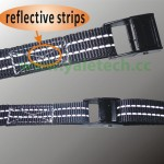 Cam Buckle Straps(PP) with reflective strips-300kgs