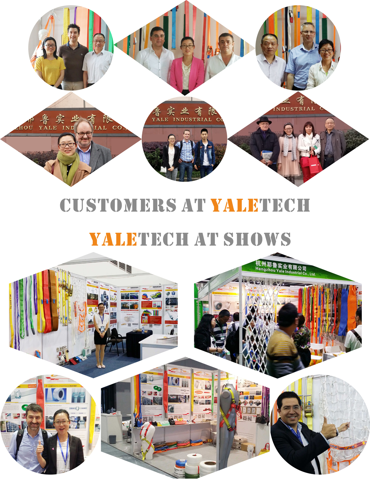 Yaletech Customers