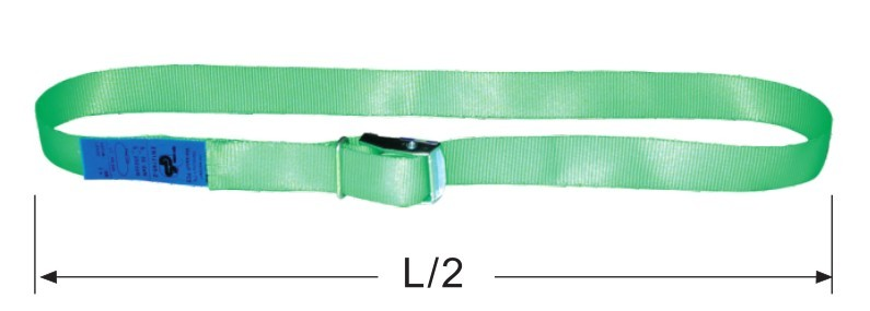 cam buckle strap length